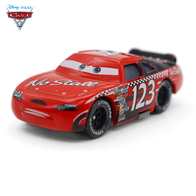 Disney Pixar Cars 3 Lightning Mcqueen Mater 123 Pixar Car 1 55