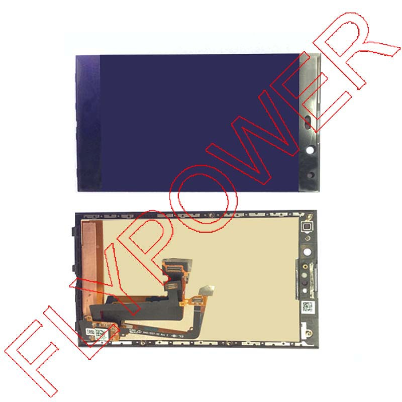 For BlackBerry 9982 P9982 Display LCD Screen with touch digitizer screen assembly by free shipping deuter giga blackberry dresscode