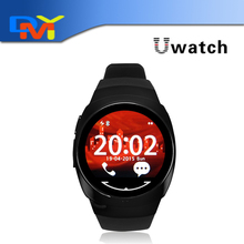 Original Uwatch Uo Smartwatch Für Iphone 5 6 6 S Wasserdichte Fitness Running Smart Bluetooth Uhr Für Samsung Android IOS telefon