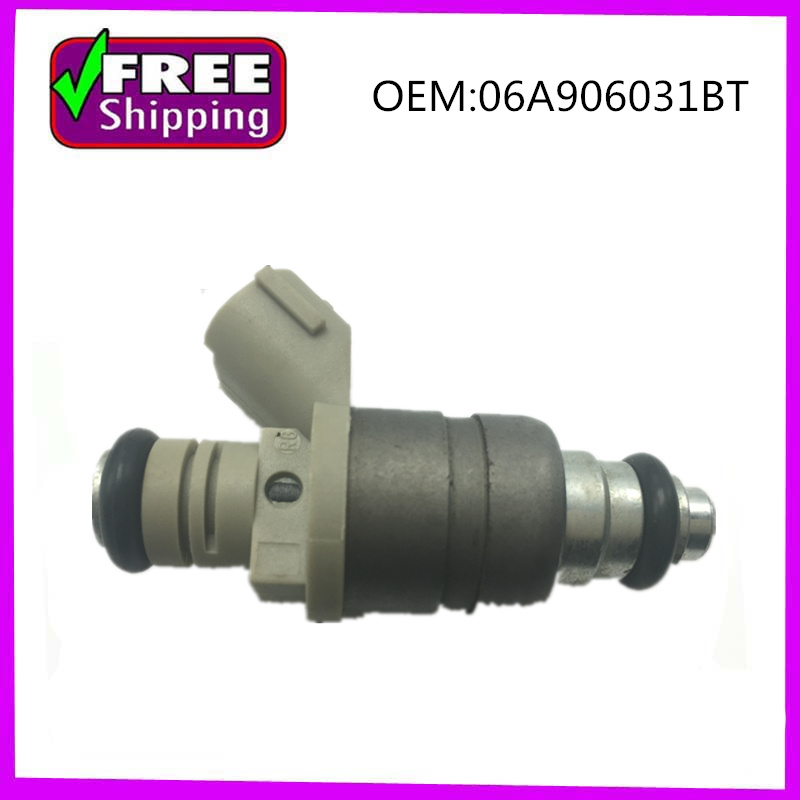 High Quality Nozzle Fuel Injector oem 06A906031BT 06A 906 031 BT
