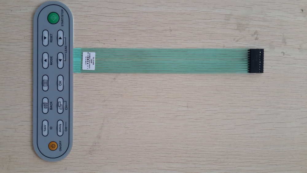 все цены на Keyboard  Suitable For  ECG-300 / 300G PANEL KEYBOARD онлайн