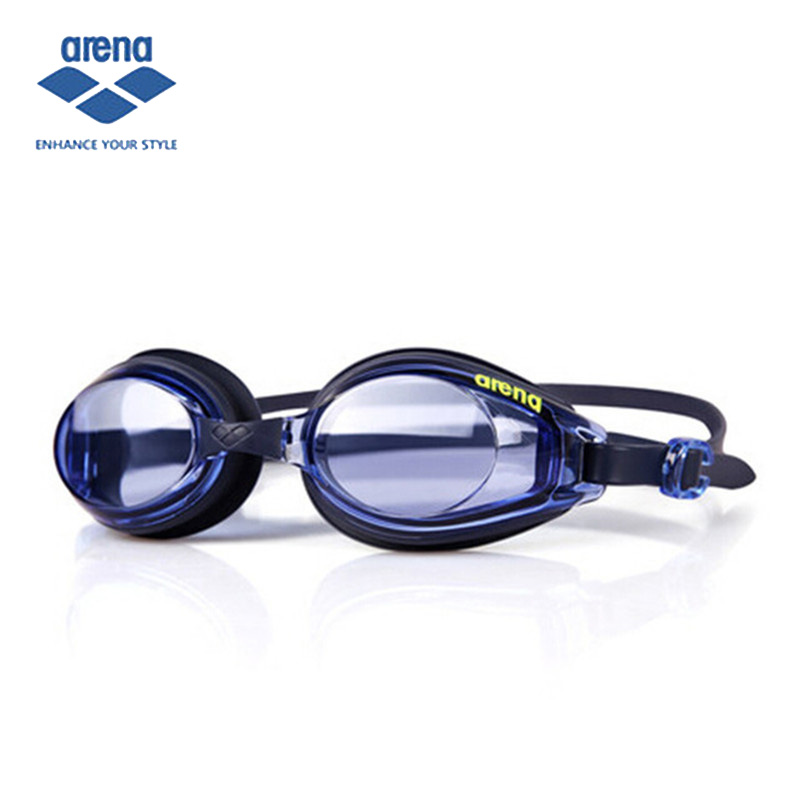 Arena 2016 Waterproof Swimming Goggles High Quality Black Blue Pink Anti Fog UV Protection Professional Sports Swim Glasses arena anti fog uv protection racing swimming goggles men women professional waterproof swim anti fog goggles outdoor adjustable