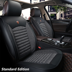 Image 5 - Kalaisike Universal Autositzbezüge für Citroen alle modelle c4 c5 c3 C6 Elysee Xsara C quatre Picasso auto styling zubehör