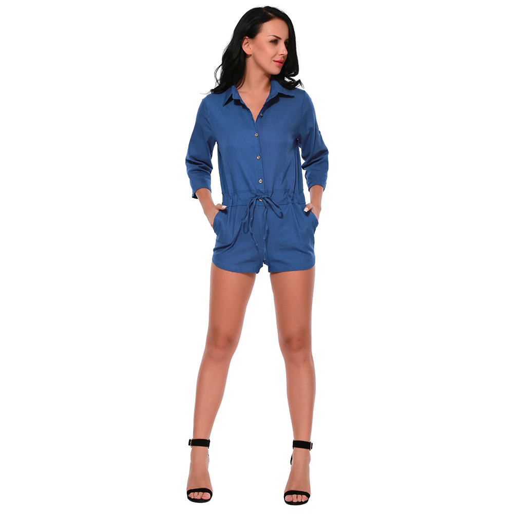 Popular Ladies Denim Jumpsuits-Buy Cheap Ladies Denim Jumpsuits ...