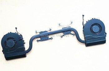 Laptop/Notebook CPU/GPU Cooling heatsink&fan for ThundeRobot 911-E1 S1 911-T1 911-S1 911-S2 Auras BC07511LMSPAA Radiator фото