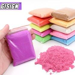 Волшебный песок игрушка динамическая глина обучающая цветная мягкая слизь Космический песок принадлежности для игр песок антистресс