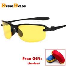 2019 Fashion Polarized Sun Glasses Men Classic Outdoor Fishing Sunglasses Brand Designer UV400 Masculino