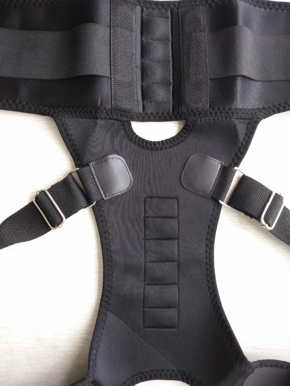 posture brace magnetic support belt (18)