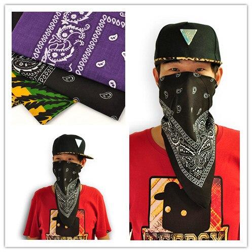 2015 venta de moda hombres Bandana Headwear banda para el cabello bufanda cuello Wrist Wrap Band
