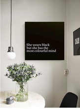 Quote Canvas Art Painting Poster Wall Pictures For Home Decoration Modern Paintings