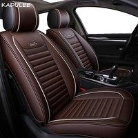 KADULEE car seat covers set for hyundai solaris getz Elantra Tucson veloster creta i20 i30 ix35 i40 Automobiles Seat Covers auto