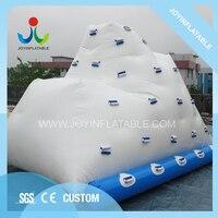 Производитель плавающий айсберг восхождение надувной Айсберг Воды игрушка