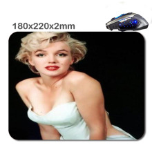 HOT SALES Custom Antiskid 3 D Star 220 X180x2mm Office Accessory Tablet And Mini Pc Mouse Pad As  Gift
