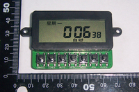 Time Timer Switch Controller Of DC KDT308L Real Time Clock Bell