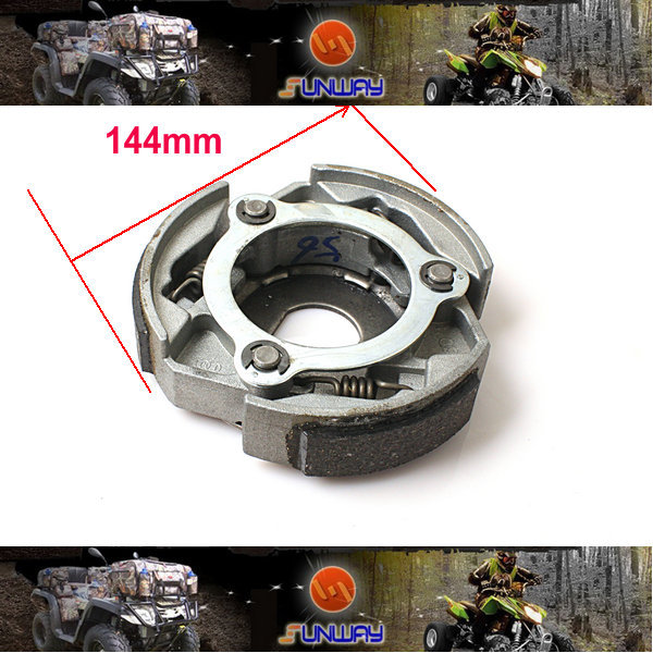 New Model Atv Partsc 144mm Clutch For Buyang Fa D300 H300