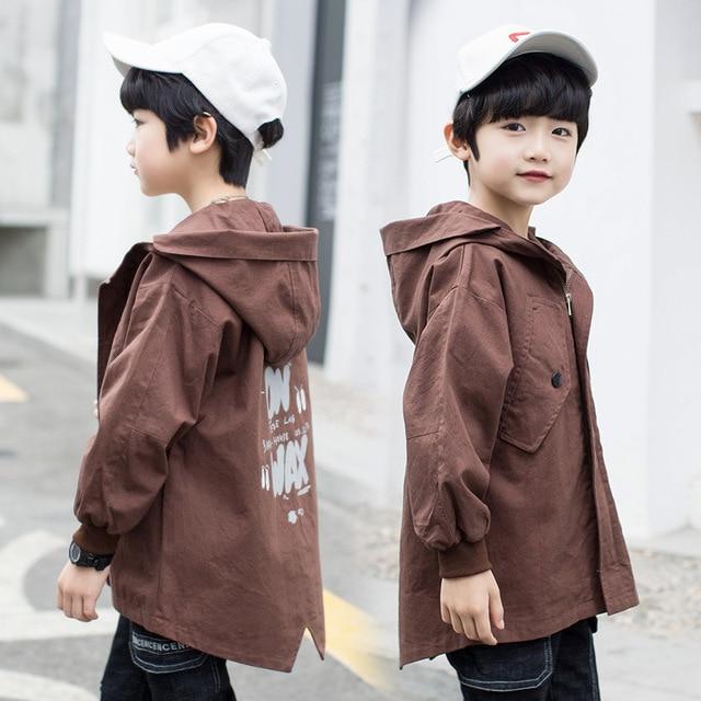Одежда для маленьких мальчиков, куртка для мальчиков, Весенняя верхняя одежда для мальчиков с надписью, Детские Брендовые куртки, детские пальто, От 4 до 13 лет, бейсбольный свитер для мальчиков