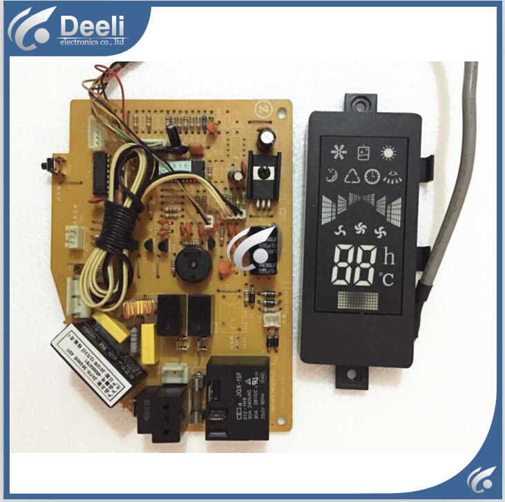 ФОТО  95% NEW Original for air conditioning bp control board ZKFR- 36GW/ED 45/1 T807F134DCP221-Z board