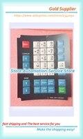 Новинка для панели оператора A98L-0001-0518 # T CNC HMI мембранные кнопки для клавиатуры
