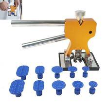 Инструменты для ремонта вмятин без покраски инструменты удаления