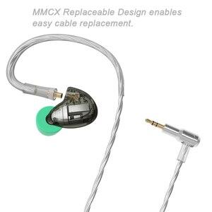 Image 5 - 2019 NICEHCK DT300 Pro 3BA lecteur dans loreille écouteur 3 Armature équilibrée détachable détacher MMCX câble HIFI moniteur sport écouteur