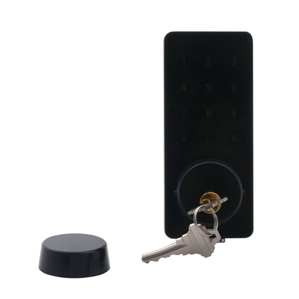 OS8815BLE-HS/YS BT Electronic Keyless Back-lighted Keypad Door Lock Unlock With Bluetooth Code Key Digital Security Lock