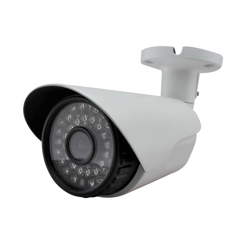 Poe Audio P2P FTP ONVIF Outdoor safety POE audio 720P HD network camera 36 IR