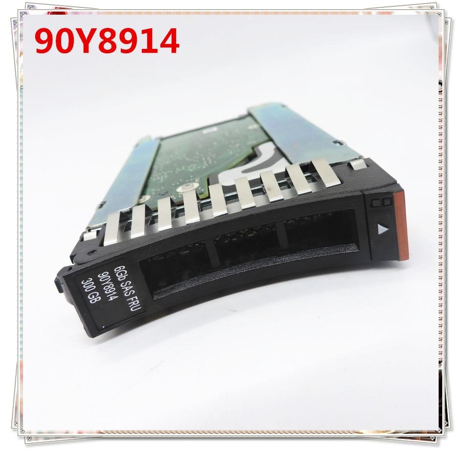 Новое и оригинальное для 90Y8913 90Y8914 300 г 10 К SAS 2,5 Системы X M4 3 годовая гарантия