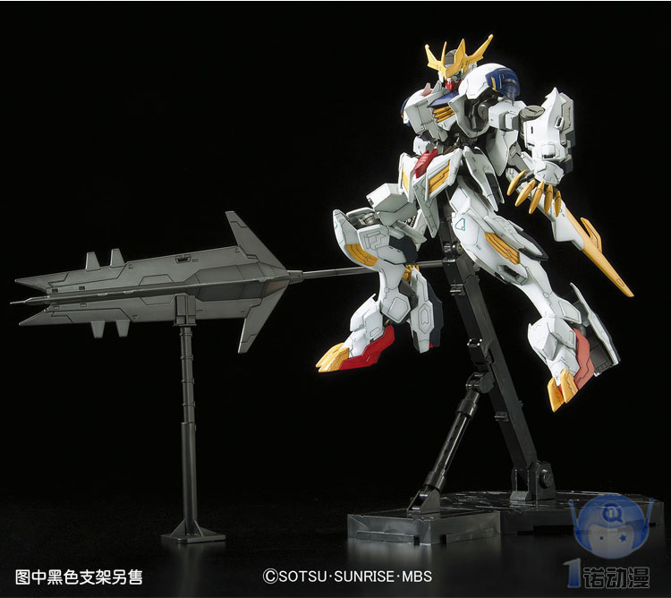 1/100 barbatos Gundam Iron-Blooded Orphans ASW-G-08 model assembled Robot kids toys Anime action figure Gunpla juguetes стоимость