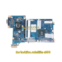 FAL3SY3 A3072A For toshiba Portege R830 laptop motherboard QM67 SR041 I7-2620M CPU onboard