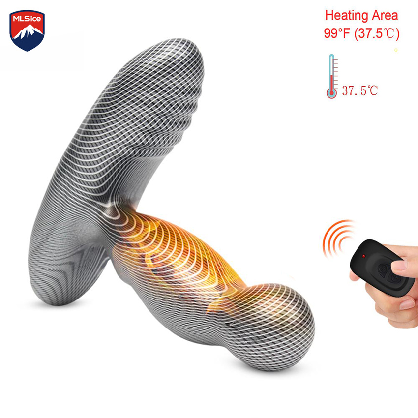 Mlsice Ancus Fiber Pattern Luxury 360 Degree Rotation Prostate Massager Adult Gay Sex Anal Butt Plug