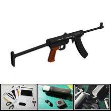 Бумажная 3d-модель пистолета типа 85, пулемет ручной работы, оружие ручной работы «сделай сам», игрушка для косплея