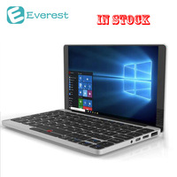 Original GPD Pocket Game Player 7 Inch Aluminum Shell Mini Laptop Windows 10 video game tablets CPU x7 Z8750 8GB/128GB Tablet PC