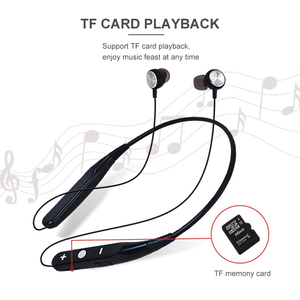 Image 4 - YODELI 733 Bluetooth Earphone Sport Wireless Headphones Support TF Card Handsfree Headset with Mic for Xiaomi iPhone Phone