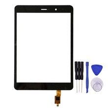 Nueva Pantalla Táctil para CONFIANZA CT080SG318 3030-0800462 8 Pulgadas Tablet PC de Pantalla Táctil Digitalizador del Sensor de Reemplazo de la Reparación partes
