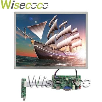 NEW Original 15'' inch 1024*768 XGA tft lcd display module lvds interface M150GNN2 R1 R2 R3 with controller board