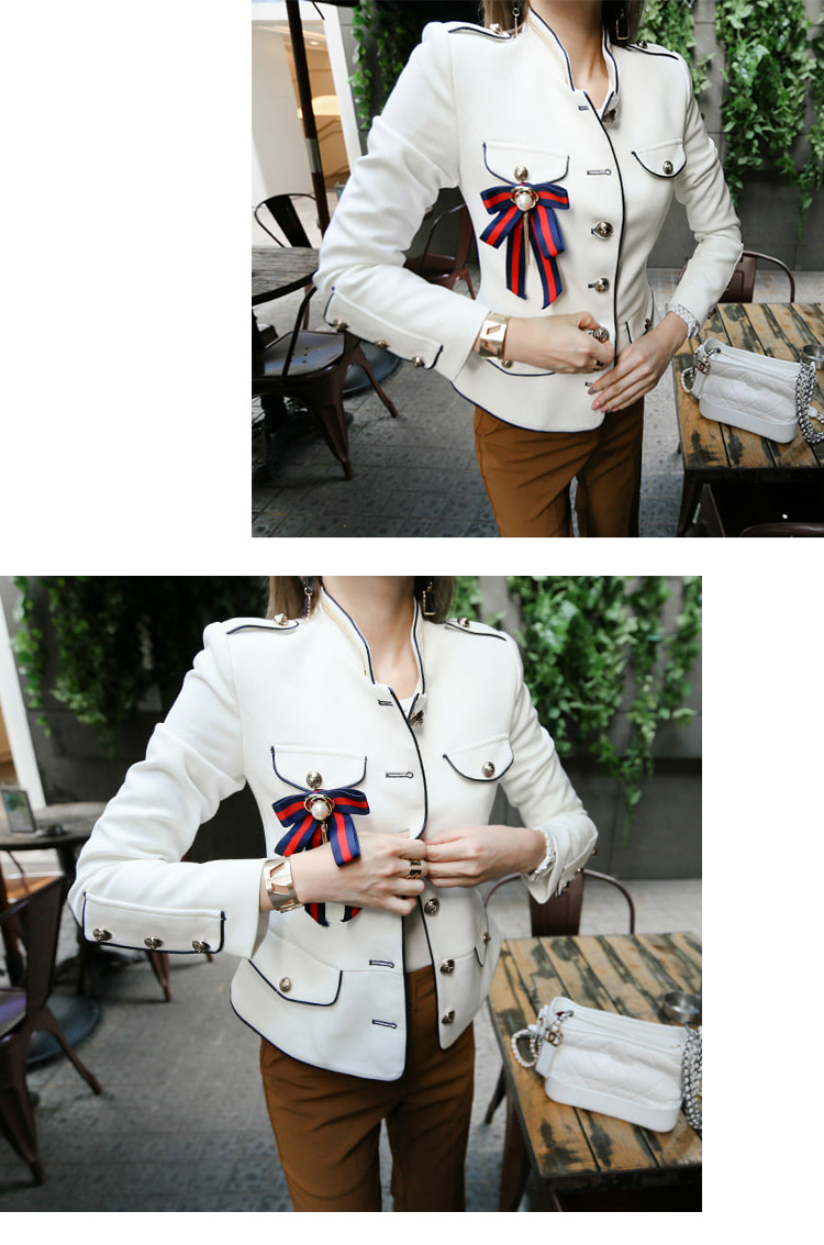 HTB1cfCpRpzqK1RjSZFoq6zfcXXad 2019 spring new arrival fresh high quality coat women fashion comfortable vintage elegant holiday solid cute work style jacket