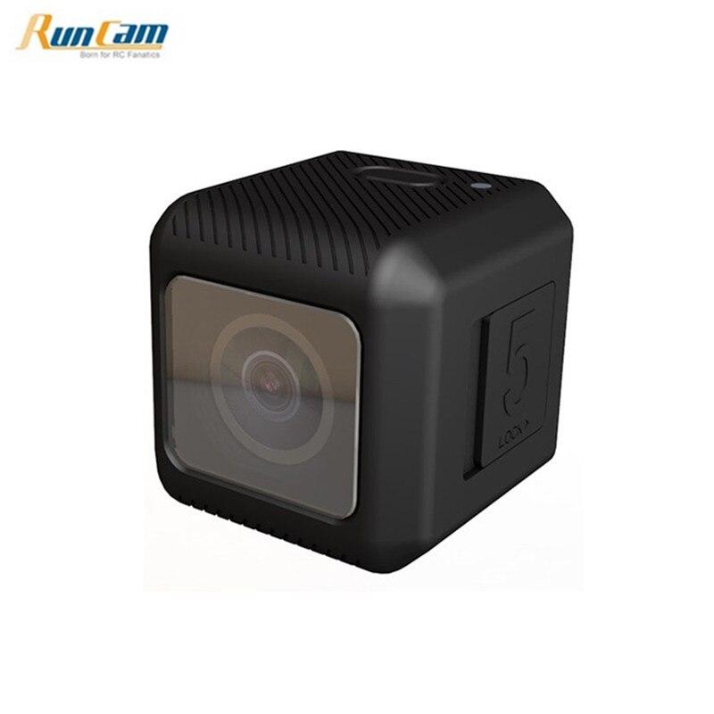 RunCam 5 12MP plus petit enregistrement 4K Cam HD 145 degrés NTSC/PAL 16:9/4:3 caméra d'action commutable FPV Mini caméra pour Drone RC Accs - 3