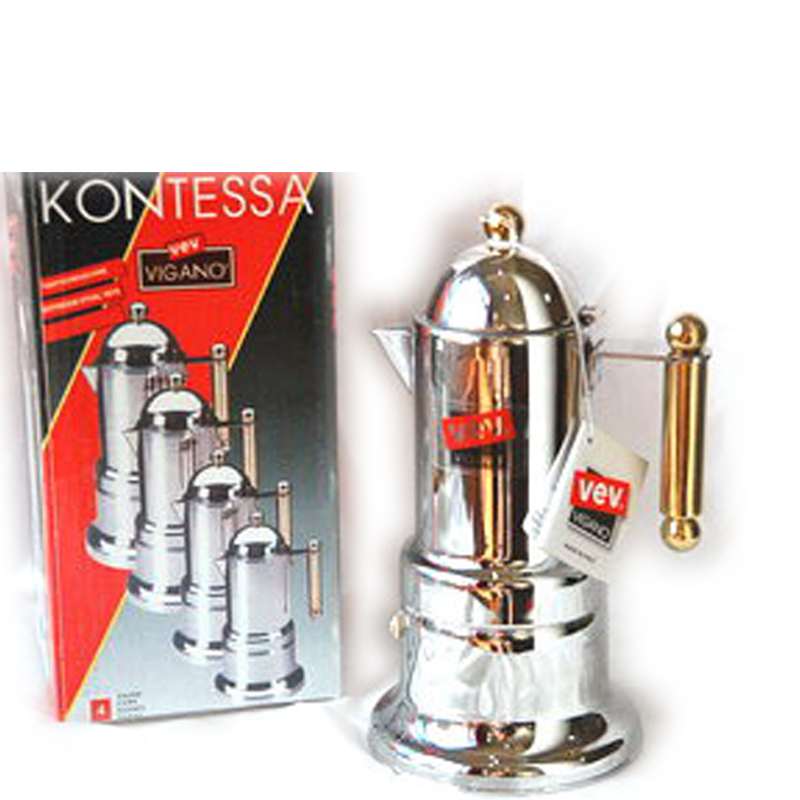 кофе зерновой impresto espresso classic Classic Espresso Italian Moka Pot Stainless Steel Mocha Coffee Pot