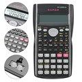 De estudiante calculadora científica Línea 2 pantalla 82MS-A portátil multifuncional calculadora para enseñanza de las matemáticas