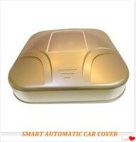 2017 Новый тип модный автоматический чехол для автомобиля, полный автоматический чехол для автомобиля с пультом дистанционного управления, б