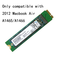 1TB SSD For 2012 Apple Macbook Air A1465 A1466 1T Md231 Md232 Md223 Md224 SOLID STATE DISK