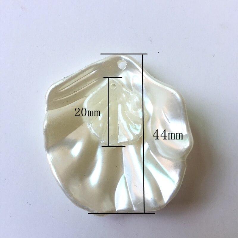 Meideheng ABS Parelblaadjes Hangend gat Oorringen hangers accessoires - Mode-sieraden - Foto 6