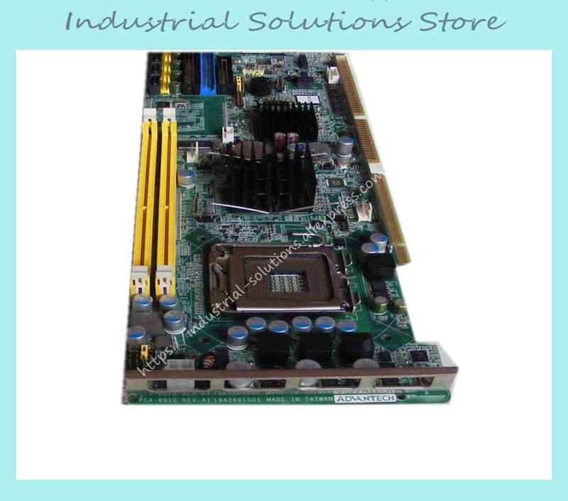 Industrial Board PCA-6010 REV 6006 6007 6008 6002 6003 100% tested perfect quality 1pcs pca 6186 rev b2 478 selling with good quality