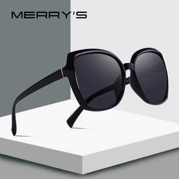 MERRYS DESIGN Women Fashion Cat Eye Sunglasses Lady Polarized Driving Sun Glasses 100% UV Protection S6087 - DISCOUNT ITEM  45% OFF All Category