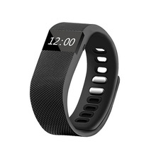 2017 New Scorching TW64 Health Tracker Bluetooth Smartband Sport Bracelet Sensible Band Wristband Pedometer For IOS & Android Telephones