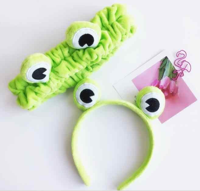Nova chegada Sapo das Mulheres hairband bonito da menina headwear acessórios de cabelo para o partido