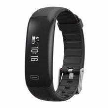 Tgeth Z18 Водонепроницаемый сенсорный датчик пульса часы Браслет фитнес трекер сна монитор для смартфонов IOS и Android