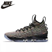the latest fc5f3 faebc Nike Lebron 15 Four Horsemen Men s High-Top Basketball Shoes AO1754-901  40.5-45