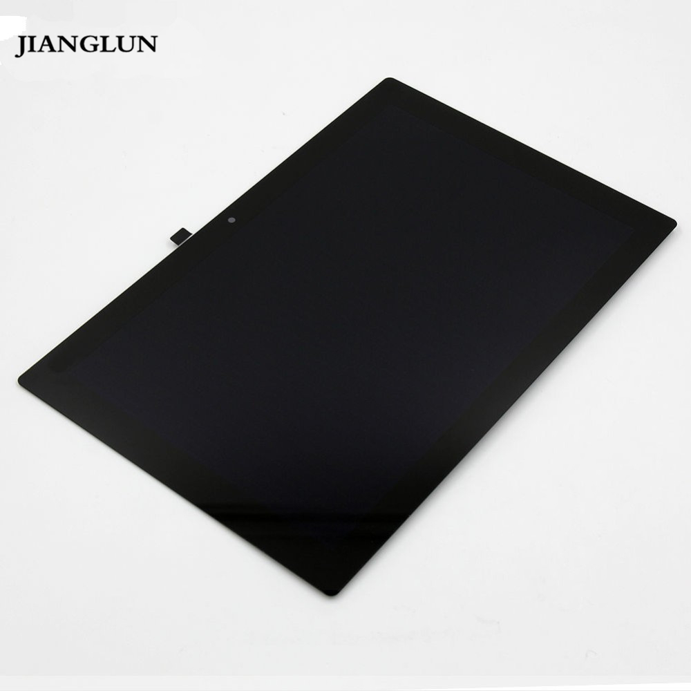 JIANGLUN LCD Display Touch Screen Assembly For Sony Xperia Z4 Tablet Ultra SGP771 SGP712 girls jeans kids denim pants pencil cotton khaki camouflage mid waist casual children jeans for girls size 9 10 11 12 13 14 year