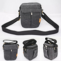New Shockproof Camera Shoulder Strap Canvas Bag Case Cover for Canon EOS M10 M2 M3 for Sony RX100 RX100 M3 Nikon Panasonic